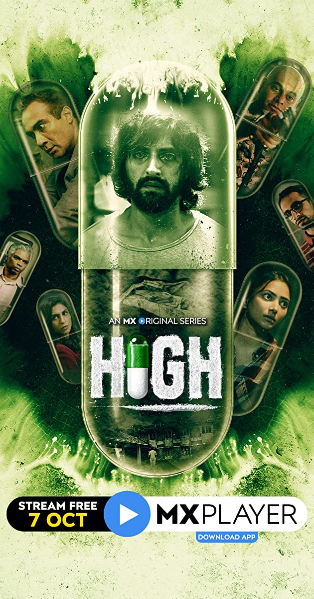 High (2020) [Season 1] Hindi 720p HEVC WEB-HDRip x265 AAC DD 2.0 [EP 1 TO 9 ADDED]
