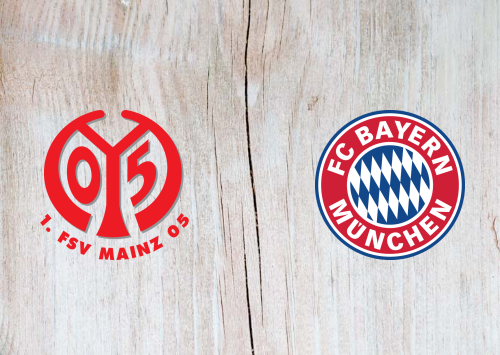 Mainz 05 vs Bayern Munich -Highlights 24 April 2021