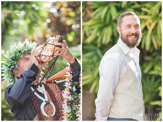 Wedding in Maui
