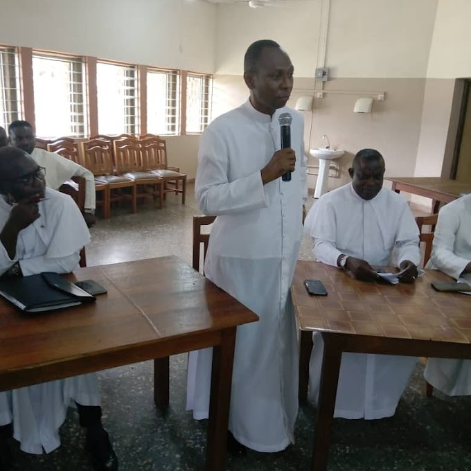 Peace Accord; Catholic Dioceses of Ogoja, Abakaliki, Organises meeting Between Cross River and Ebonyi.