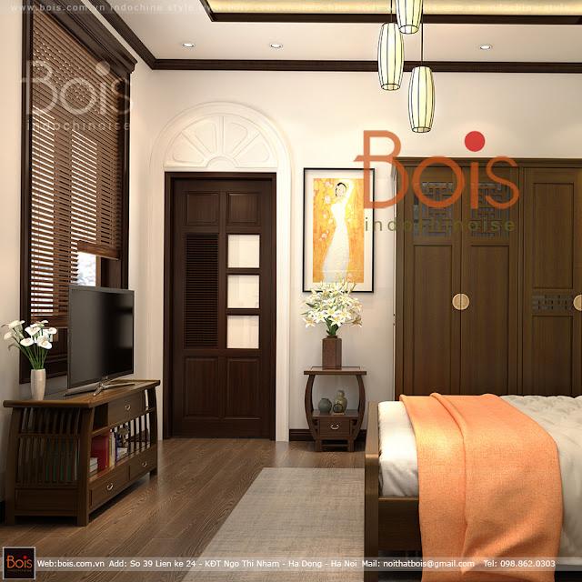 Indochine style Interior