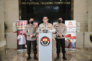 Kapolri Jenderal Idham Azis Sangsi Tegas Bagi Anak Buah Dengan Kesalahan Fatal
