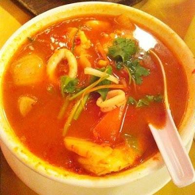 Resepi Tomyam Campur Ala Thai Yang Mudah