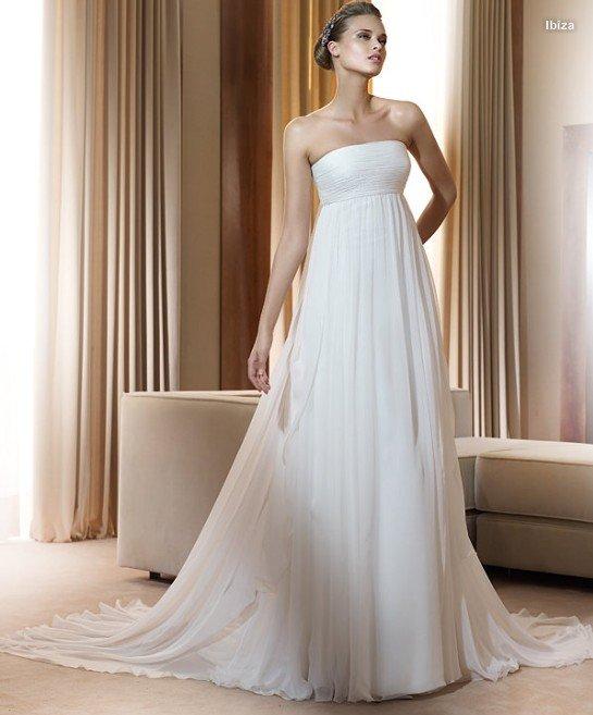 Wedding Gowns For Babies: Www.WEDDINGCANDYNOW: Baby Bump Wedding Dresses