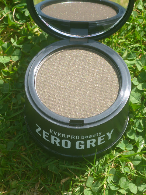 EVERPRO beauty ZERO Grey Root Touch-Up Magnetic Powder