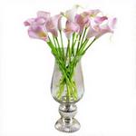 vase flowers in spanish