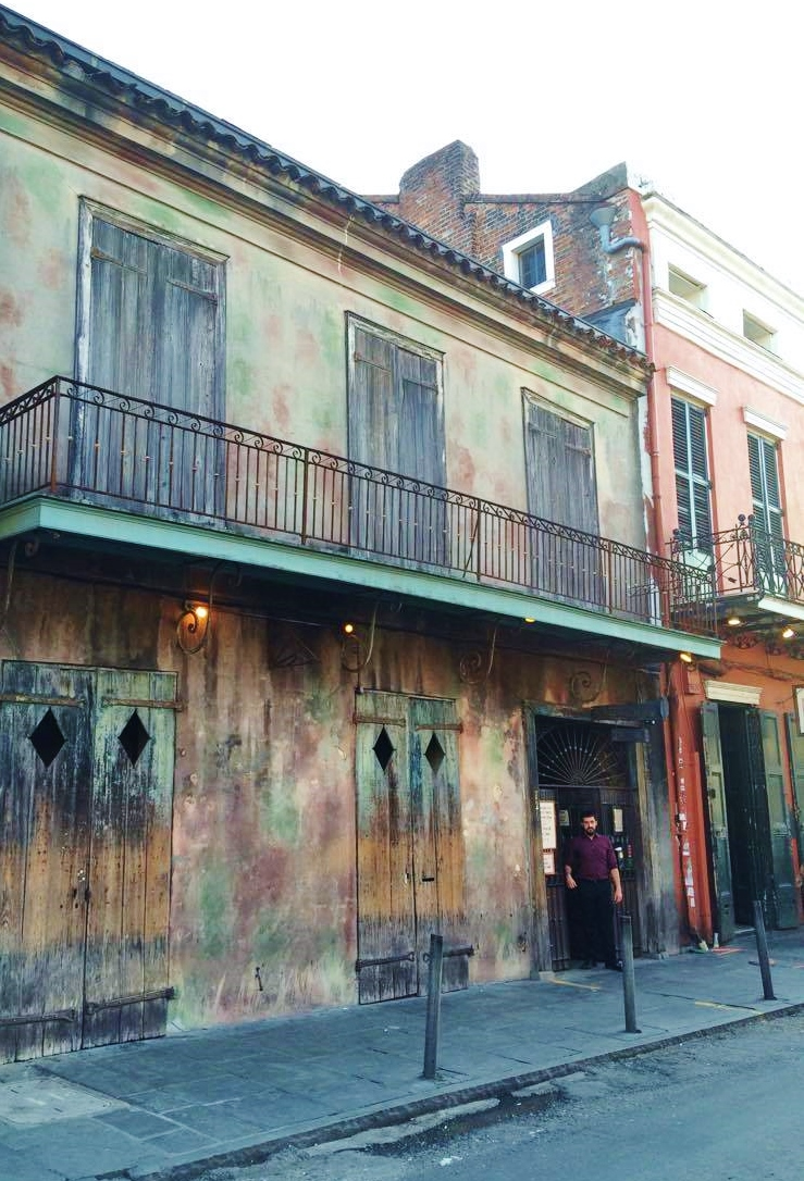 preservation hall nola
