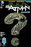 Os Novos 52! Batman #29