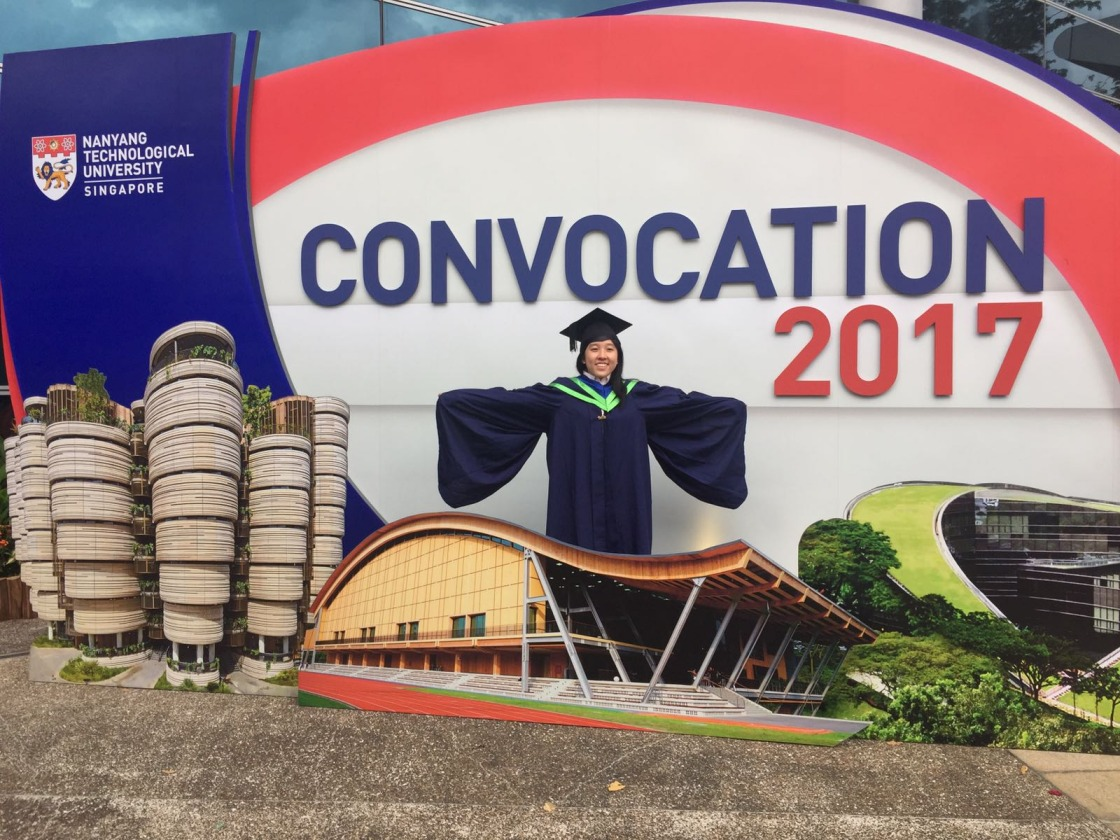 Welcome All Ntu Convocation 2017