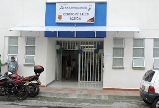 Citas Medicas Centro de Salud Boston Pereira