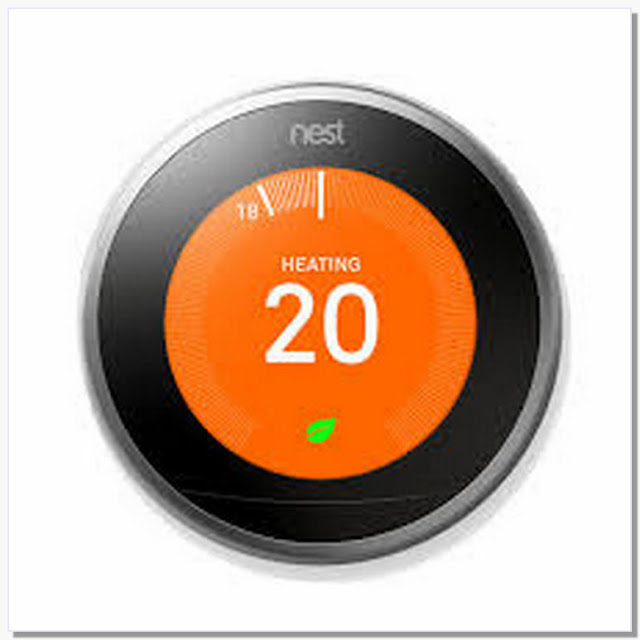 Nest thermostat rebate program