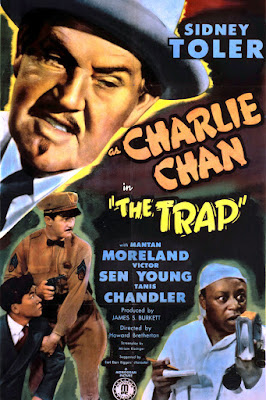 Charlie Chan en La trampa