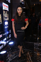 Meghana Gore looks super cute in Black Dress at IIFA Utsavam Awards press meet 27th March 2017 35.JPG