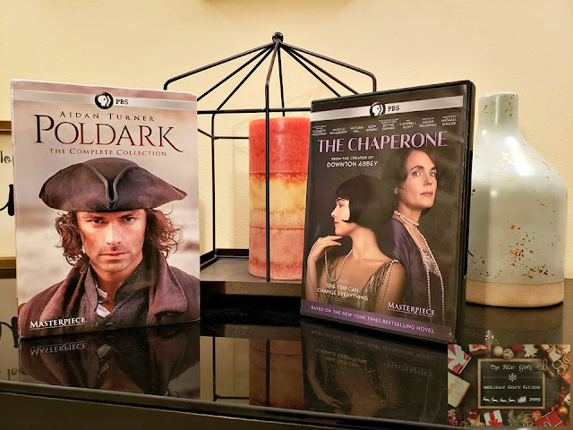 Poldark The Complete Collection, The Chaperone