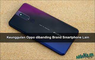 Inilah 8 Keunggulan Oppo dibanding Brand Smartphone Lainnya