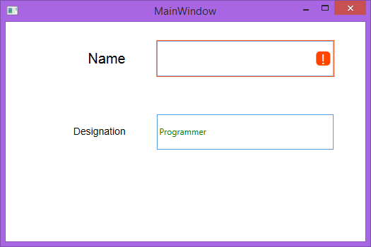 DotNet Developer Blog: How to create a Control Template for