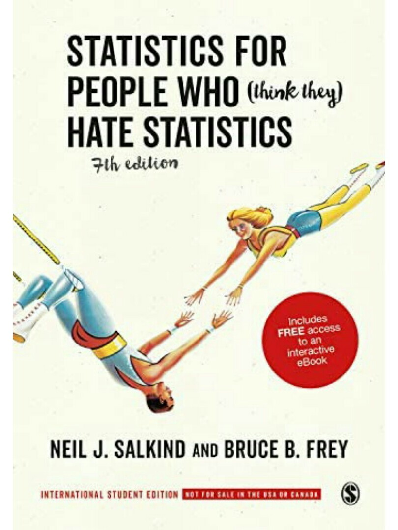 Download Statistics for People Who (Think They) Hate Statistics - International Student Edition
