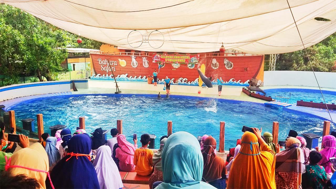 Komunitas Seneng Bareng Mejagong Gelar kegiatan  Tour Education Bareng Anak Yatim-Piatu