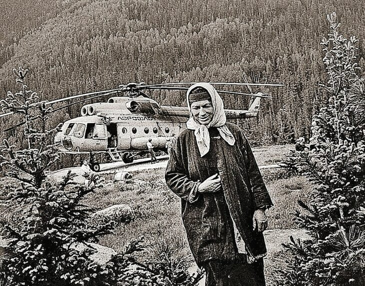 La familia rusa que vivió en completo aislamiento durante 40 años