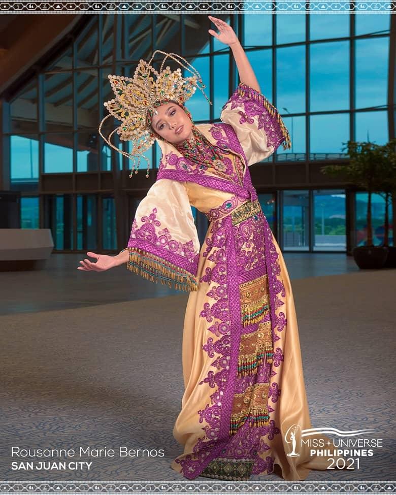 Philippines National Costume - Manila Carnival Queens