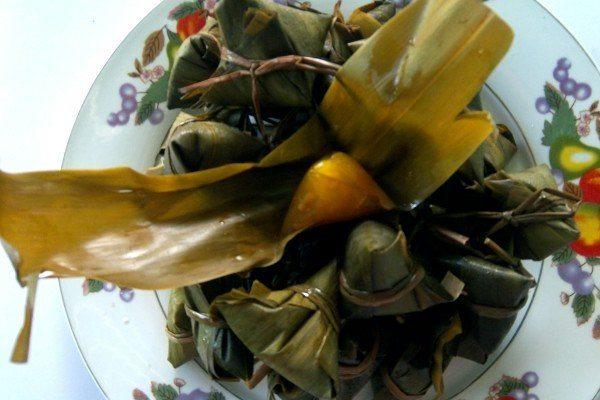 Bánh ú tro - hồn quê xứ Quảng