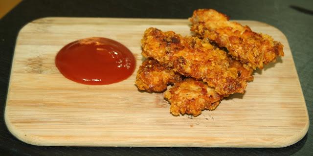 Baked Chicken Schnitzel #Recipe @romanianmum