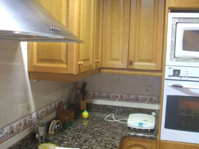 piso en venta calle perot de granyana castellon cocina2