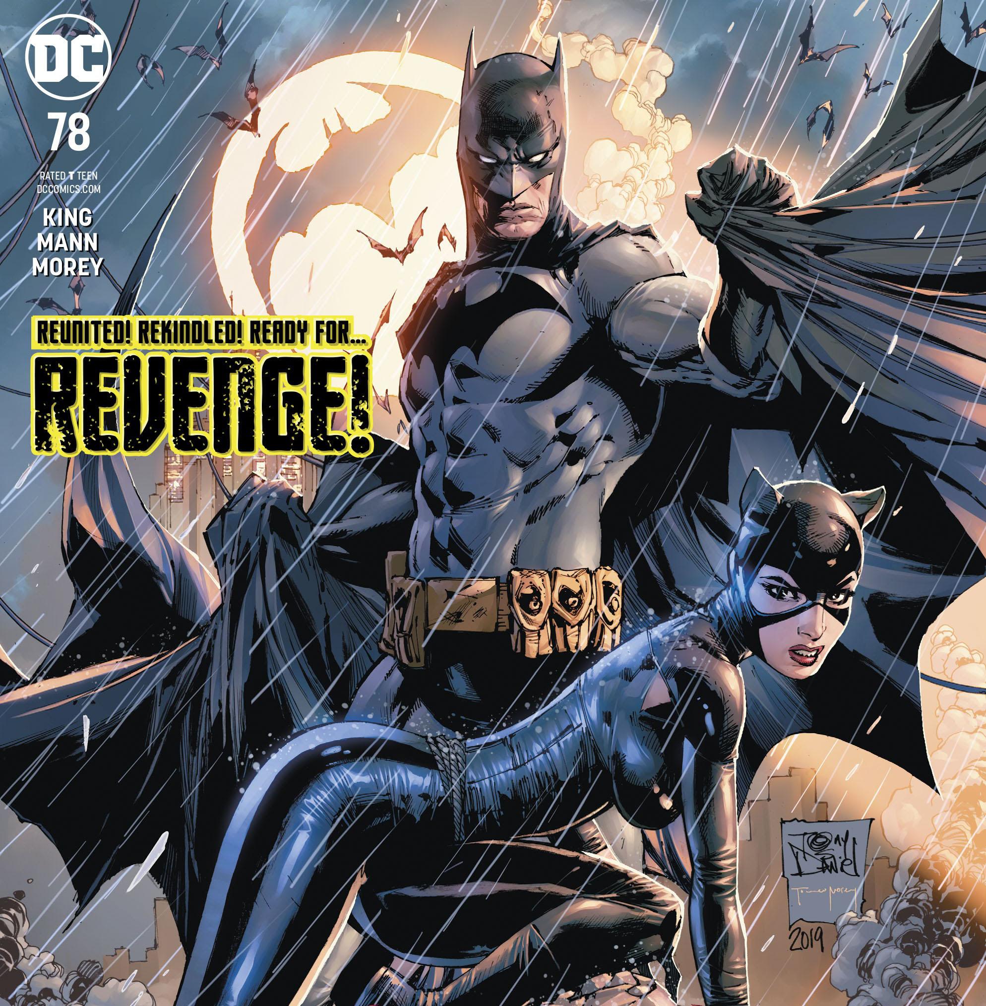 Batman City of Bane Catwoman
