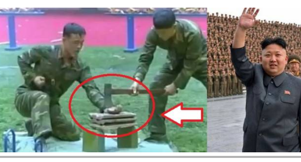 التدريبات العسكرية الأكثر جنوناً ورعباً في كوريا الشمالية! تدريبات وحشية بلا رحمة ... شاهدوا!