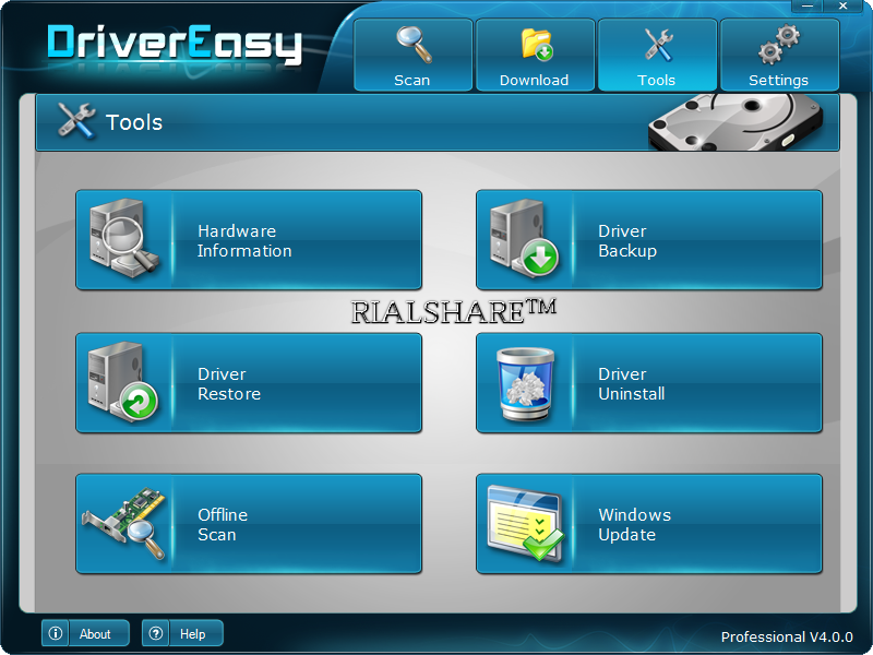 Driver Easy Professioanl 4.6.6