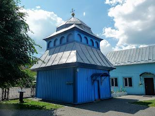 Ровно. Свято-Успенская церковь. Колокольня