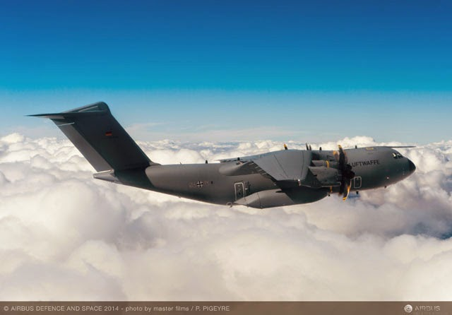 Germany induct first Airbus A400M - Aviation Analysis Wing