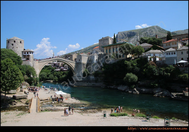 Bosnia: Mostar