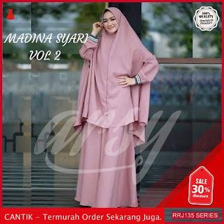 Jual RRJ135S170 Set Madina Syari Wanita St Terbaru Trendy BMGShop