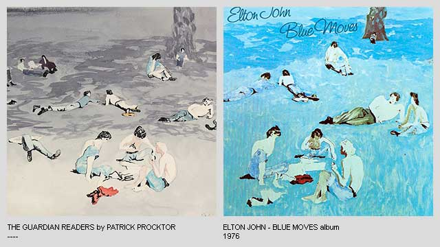 The-Guardian-Readers-by-Patrick-Procktor-Blue-Moves-Album-by-Elton-John