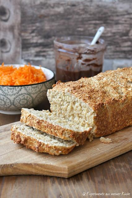 Sattmacherbrot   Rezept   Essen   Backen   Schoko-Haselnuss-Aufstrich   Weight Watchers