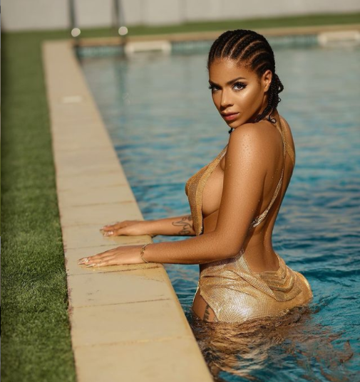 Check out the Pictures of Venita Akpofure that got people talking (Photos)