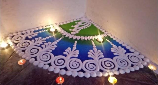 Blog 54- Diwali 2020 Best 20+ Happy Diwali Rangolies Diwali Message Wish, Quotes  2020 Essay
