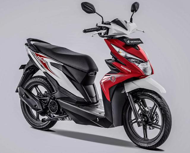 Harga Honda Beat CBS ISS terbaru 2019 by inukotovlog