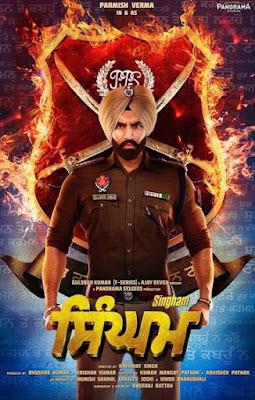 Singham (2019) Hindi 720p HDTV Download