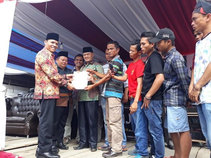 Pemuda Tamiai Deklarasikan Memenangkan Zainal-Apri