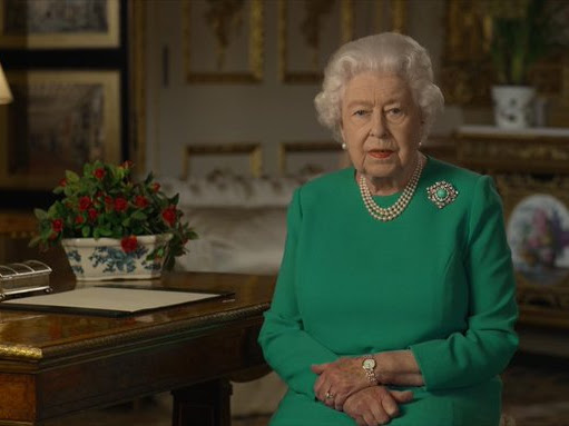 Specjalne przemówienie Królowej do narodu + więcej.