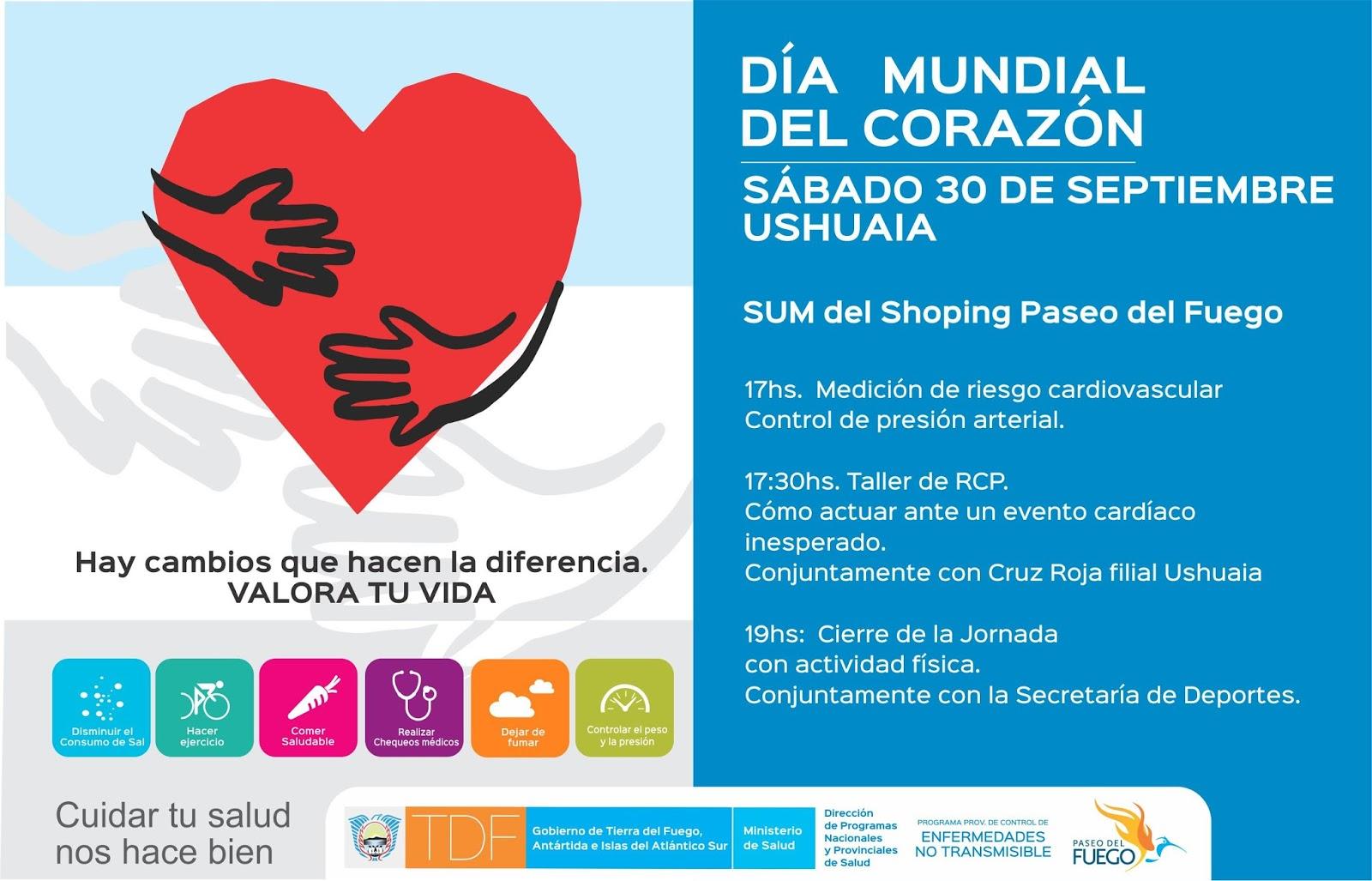 Día Mundial del Corazón: Este Sábado realizarán chequeos Gratuitos ...