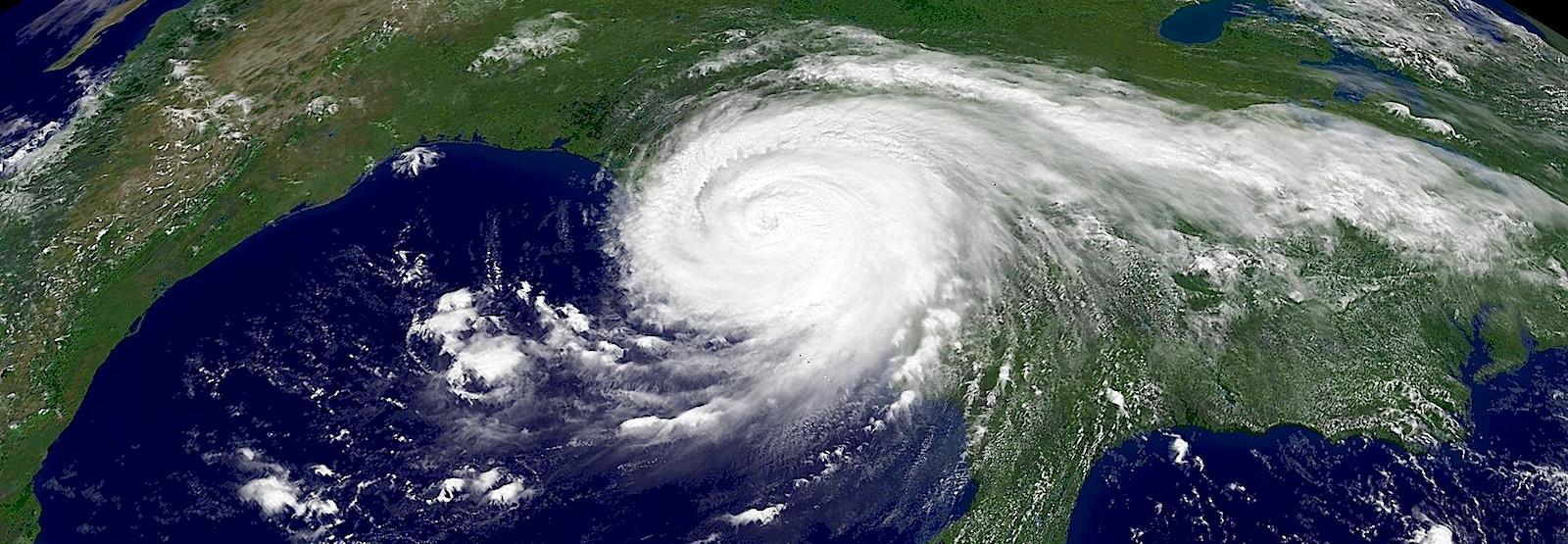 Ураган Катрина в США