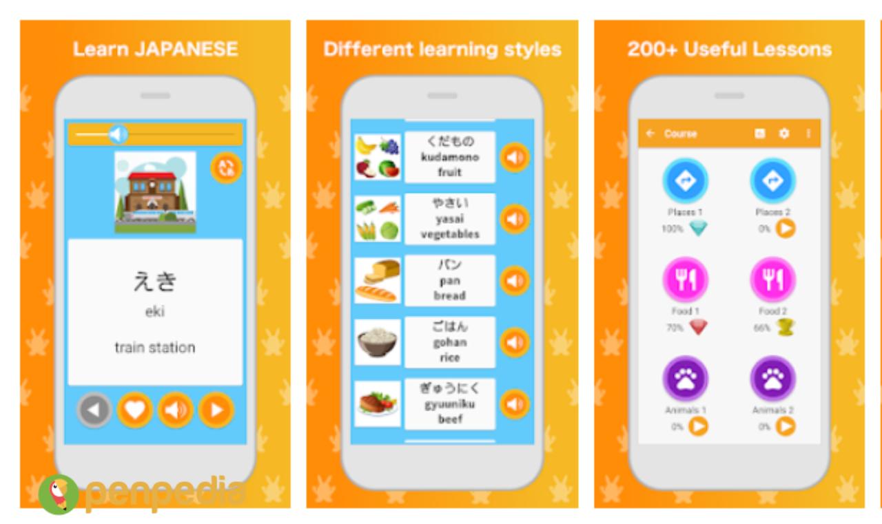 aplikasi belajar bahasa jepang dengan bahasa indonesia