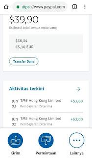 Cara dapat dollar gratis dengan mudah di hp