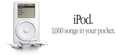 iPod Banner