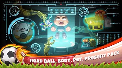 Download Head Soccer (updated v 6.0.11) Mod (Unlimited Money) Apk