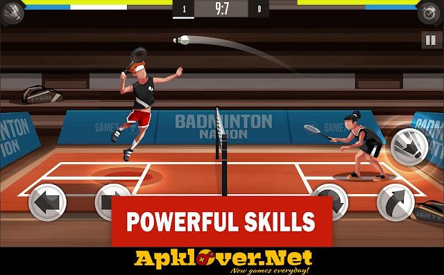 Badminton League MOD APK unlimited money