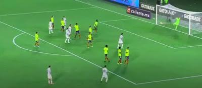 كولومبيا تحقق تعادلاً مثيراً أمام الأرجنتين